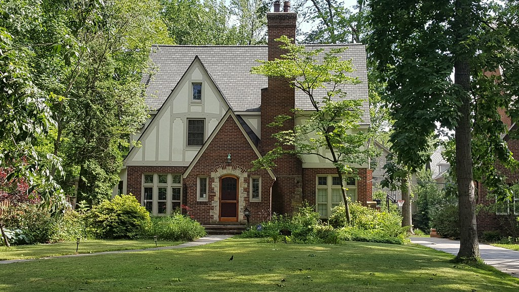 former home of Joseph Porrello - Cleveland Heights Ohio