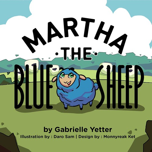 A Blue Sheep? Teaching Kids about Acceptance and Diversity