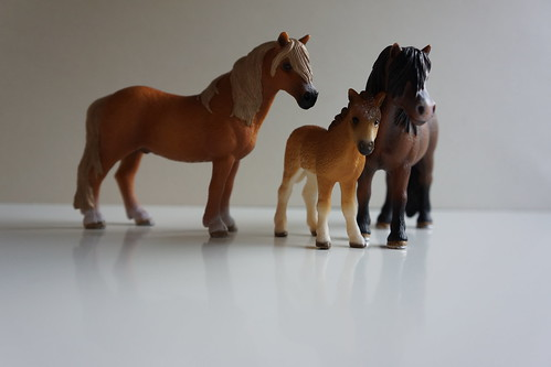 My schleich collection