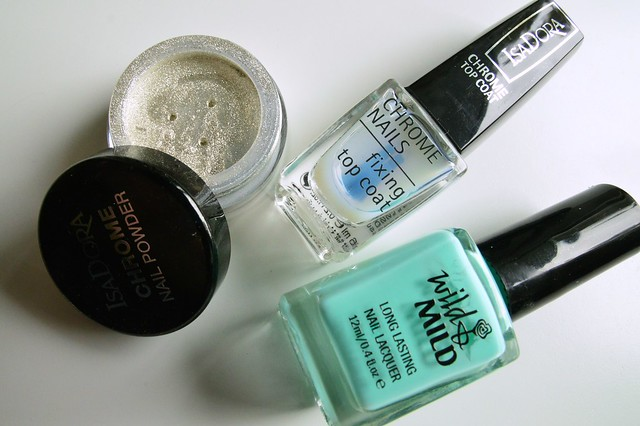 NAIL POLIS ISADORA AND WILD&MILD