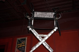 Universal Studios, Florida: The Actor Chair for the Monster | by Disney, Indiana