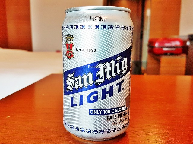 Beer San Miguel Light