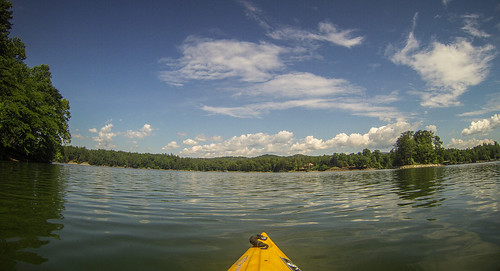 Lake Keowee and Estatoe Creek-46