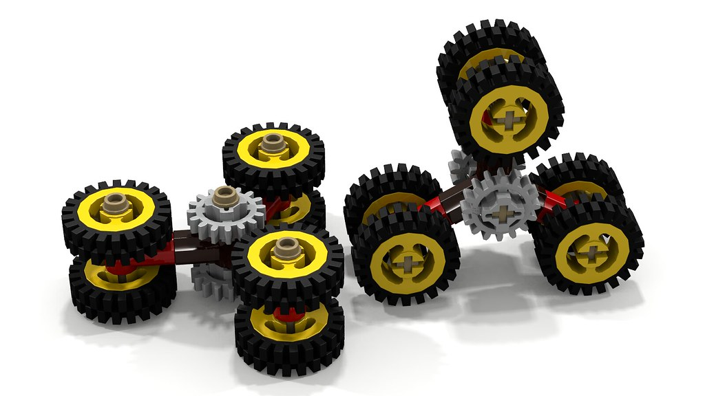 Lego Technic Fidget Spinner | You can make this inexpensive … | Flickr