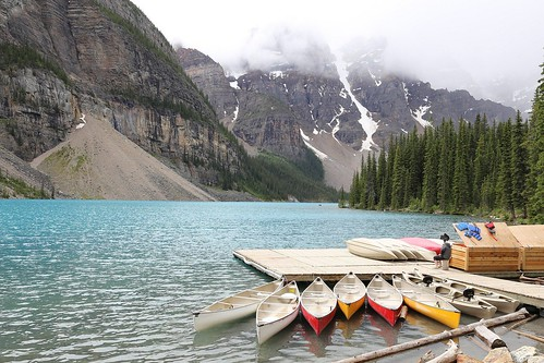 Banff. From The Best Way to Explore the Mountains this Summer