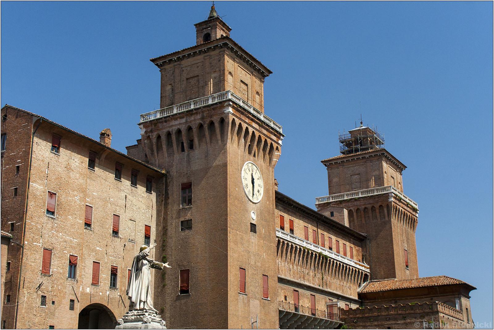 Ferrara: Castello Estense