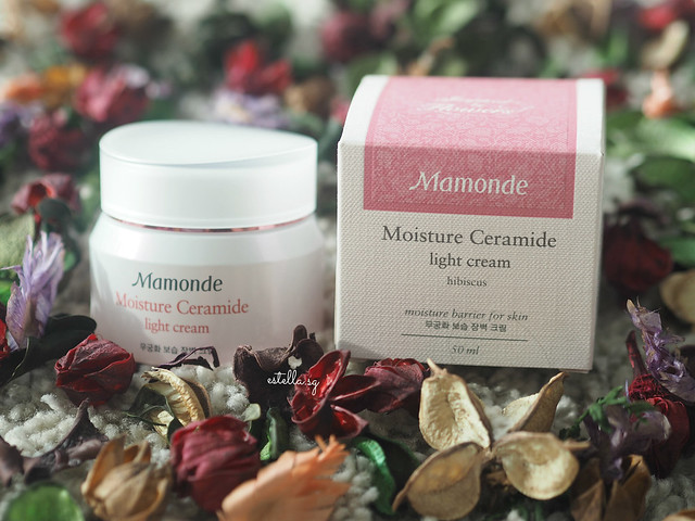 Lazada GSS Mamonde Box - Mamonde Moisture Ceremide Light Cream