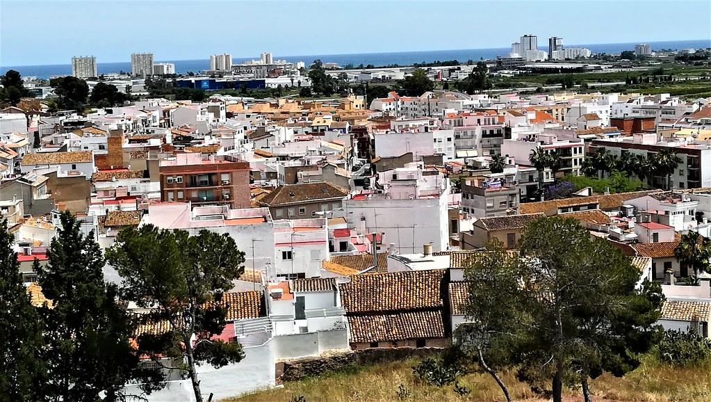 Vista panorámica del Puig desde el Castillo | El Puig El Pui… | Flickr