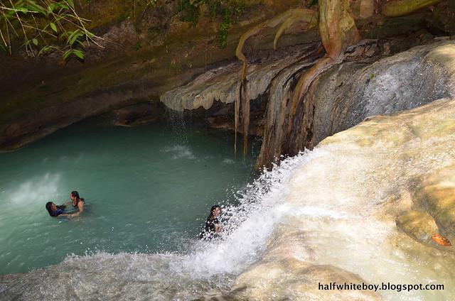 halfwhiteboy - aguinid falls, samboan, cebu 03