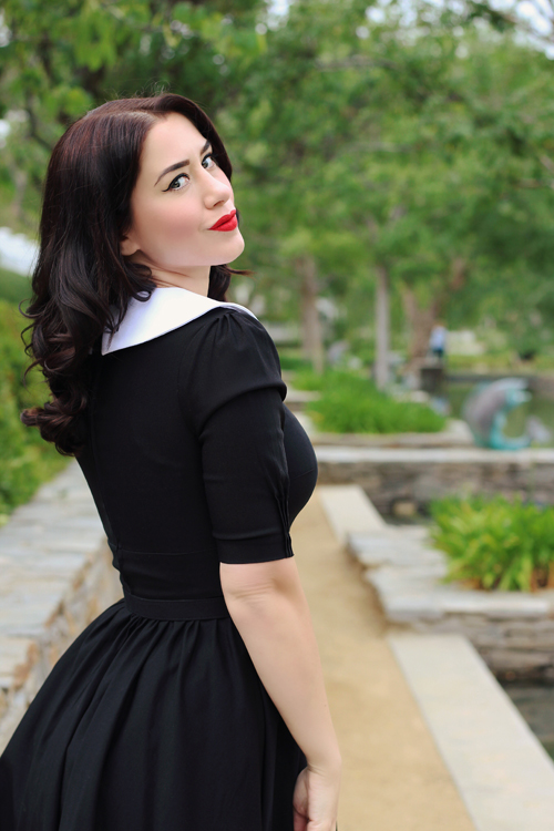 Stop Staring Almira Swing Dress Southern California Belle