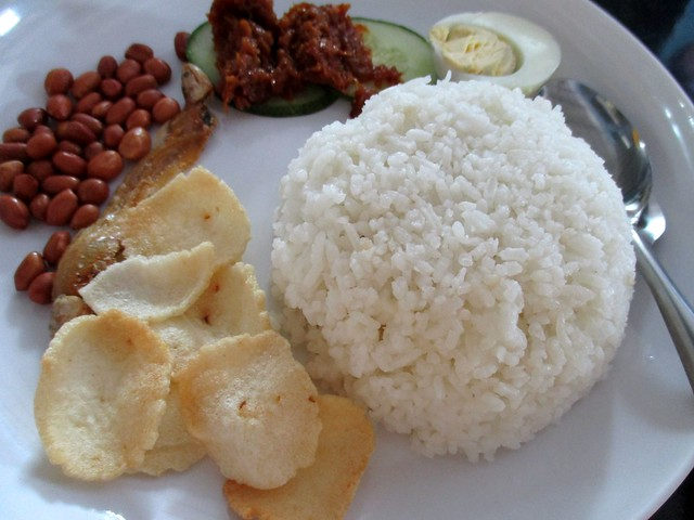 101 Food Court Stall No. 19 nasi lemak 1