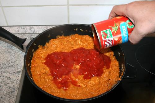 46 - Tomaten hinzufügen / Add tomatoes