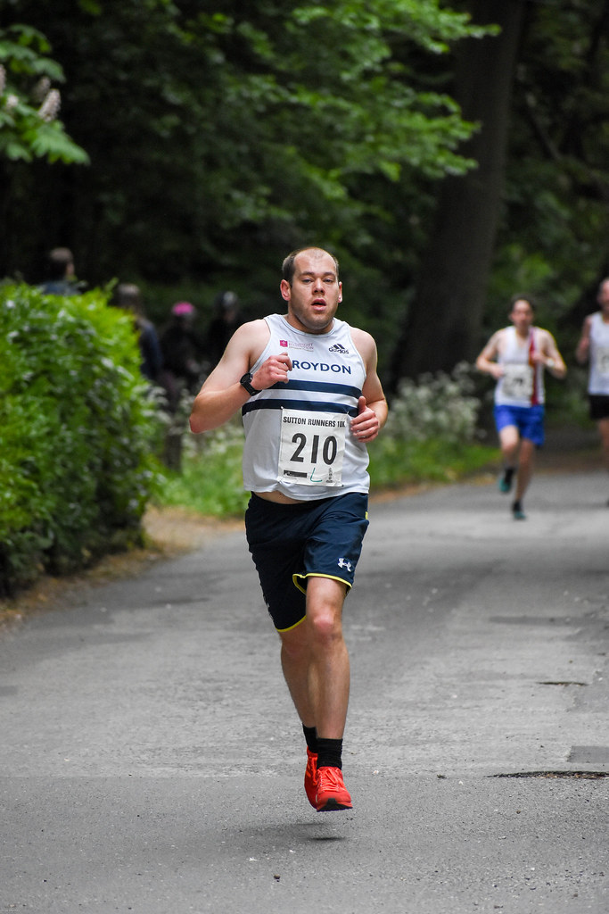 Sutton 10K - May 2017