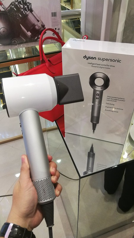 Dyson Supersonic hair dryer launch Chime Boutique Governor Sales Street Davao City IMG_20170526_170715