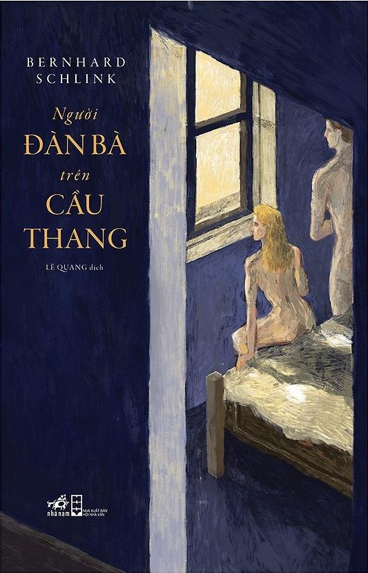 Người đàn bà trên cầu thang: Một áng văn chương dịu êm