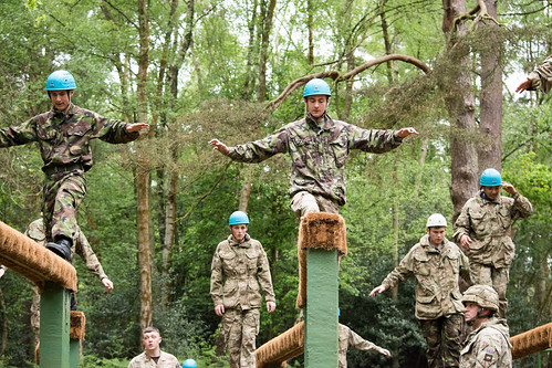 Exercise St George at ATC Pirbright 2017 Part 2