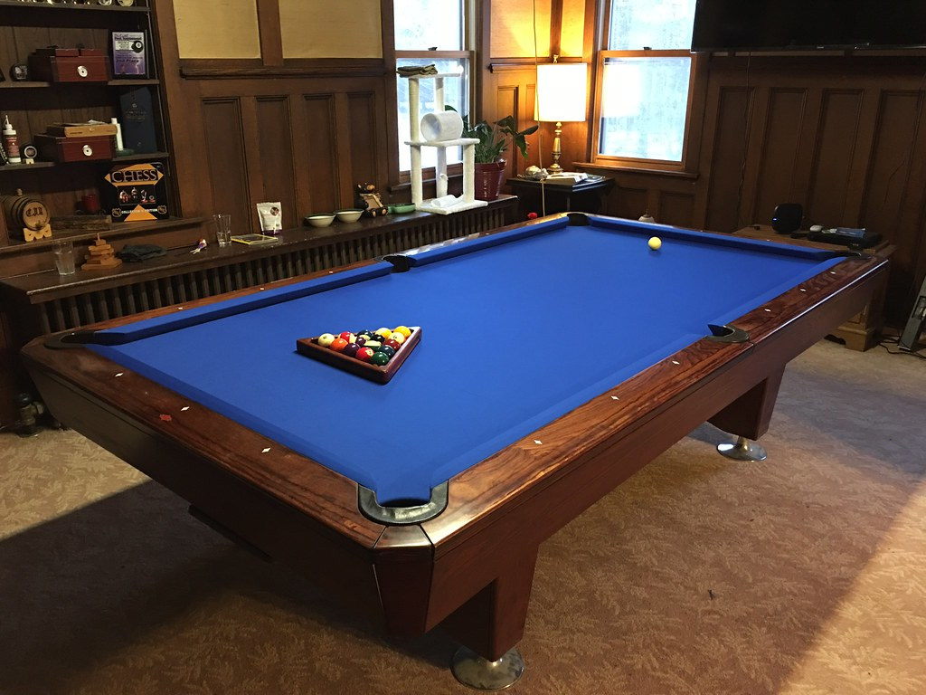 Review Of Diamond Tables And Ordering AzBilliardscom - Pool table no pockets