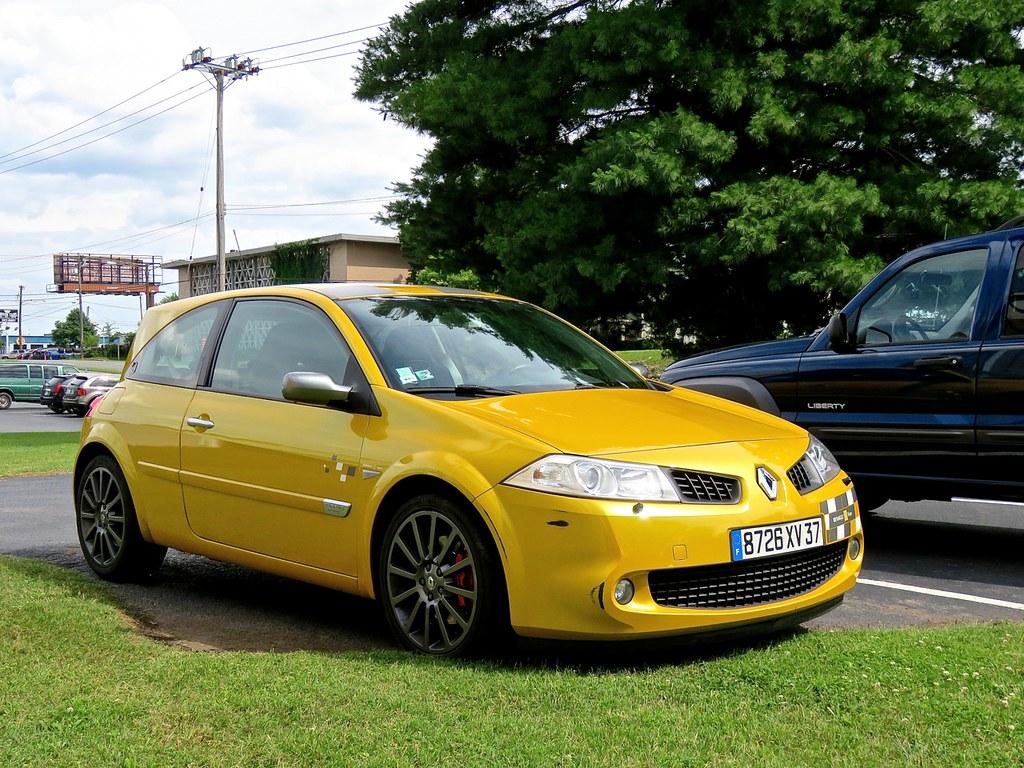 Megane II Renault Sport Tennessee 2