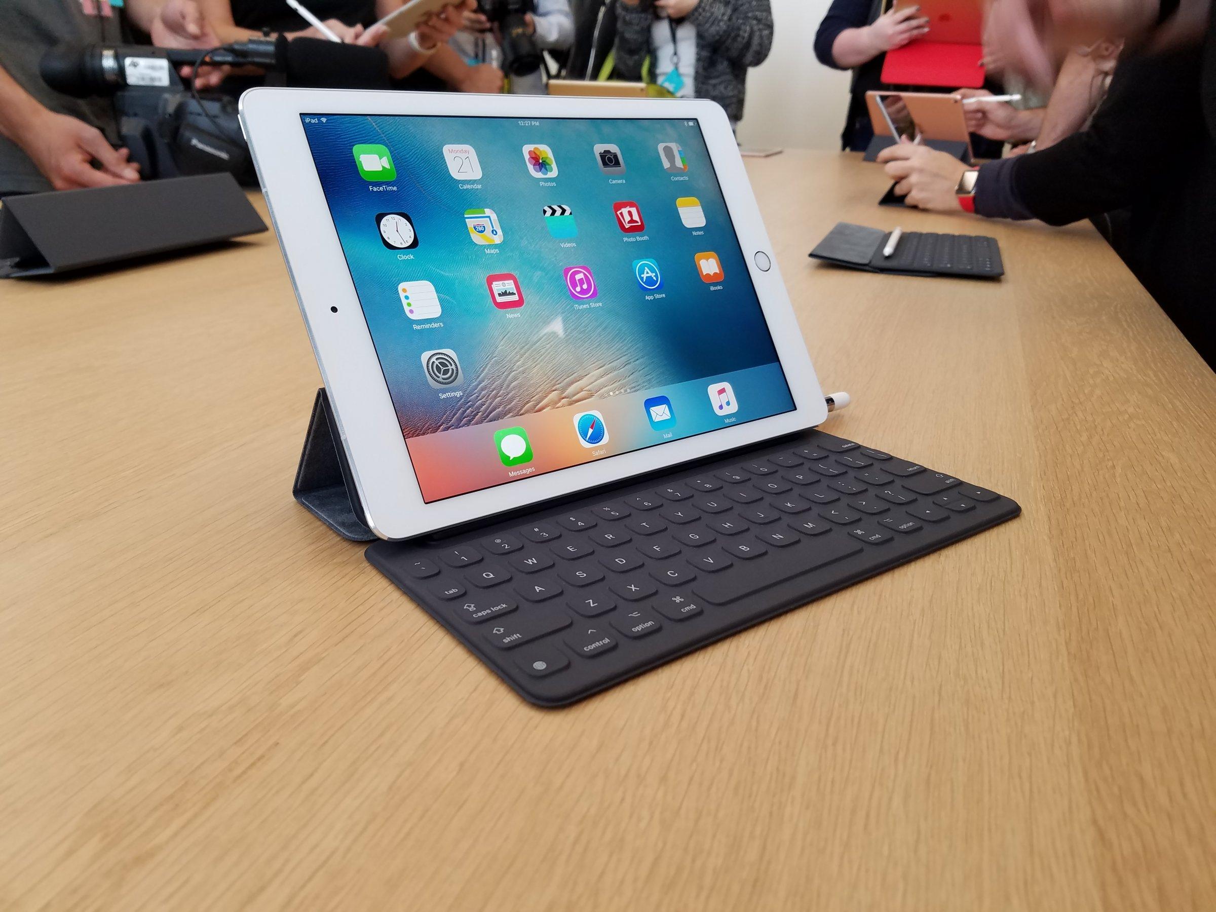 Đây là chiếc pple iPad Pro 9,6 inch