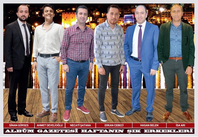 Sinan Gürses, Ahmet Develioğlu, Necati Şatana, Erkan Cebeci, Hasan Belen, İsa Arı