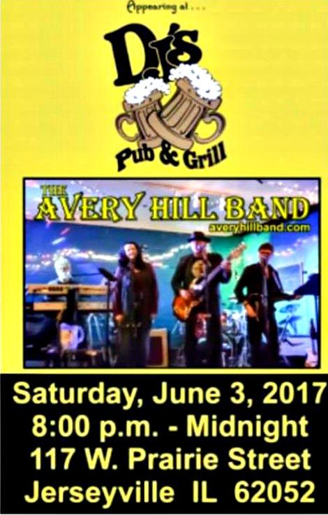 Avery Hill 6-3-17