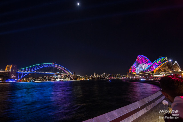 Vivid Sydney, NSW, Australia