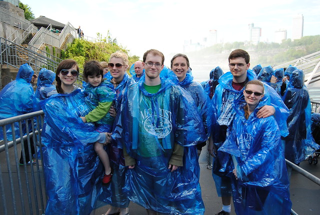 Maid of the Mist, Niagara Falls, New York