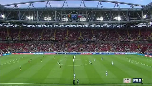 Kamerun 0-2 Chili