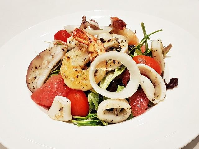 Zesty Seafood Salad