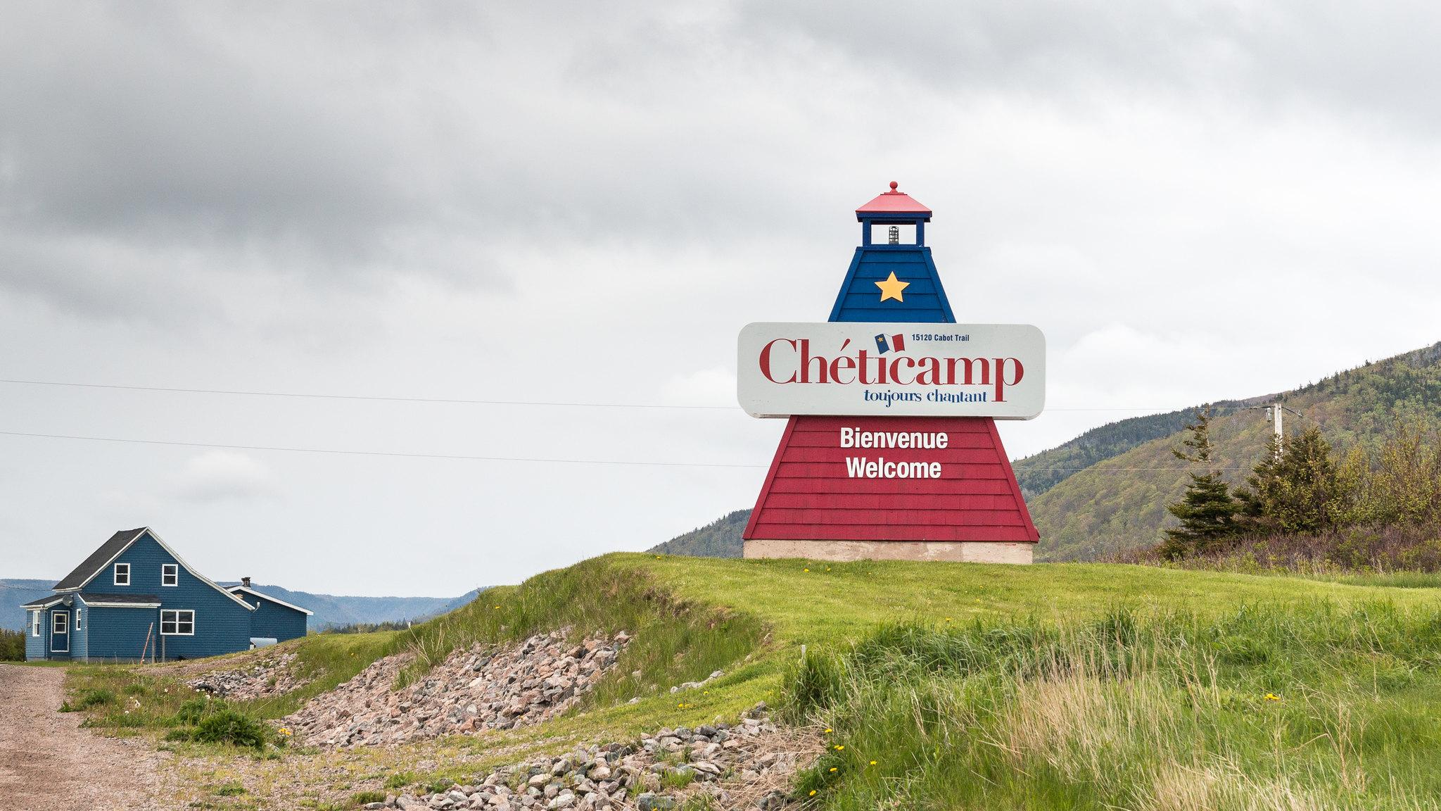 Chéticamp - Cap-Breton - Nouvelle Écosse - [Canada]