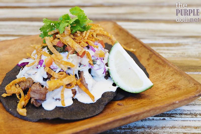Beef Barbacoa Taco (P155)