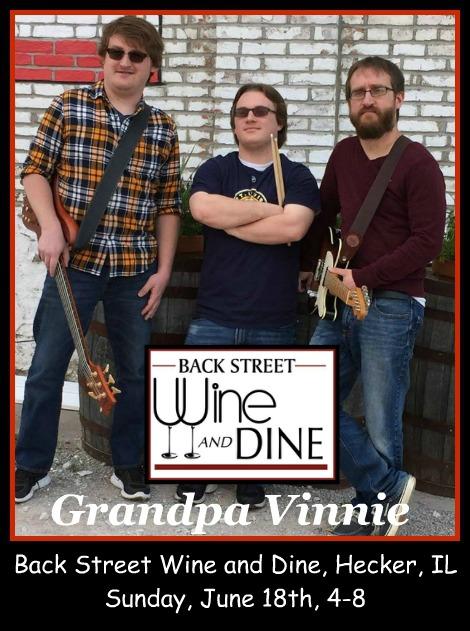 Grandpa Vinnie 6-18-17