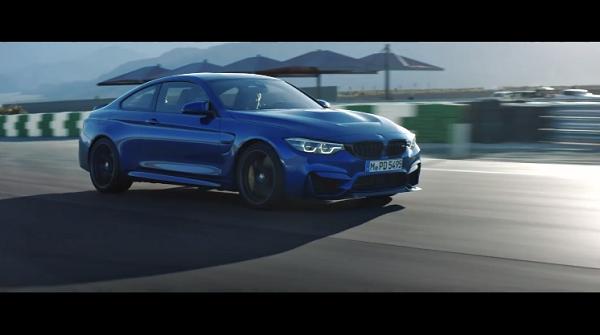 【動画】BMW M4 ローンチフィルムが公開!BMW M4CSは一体いくらで買える!?