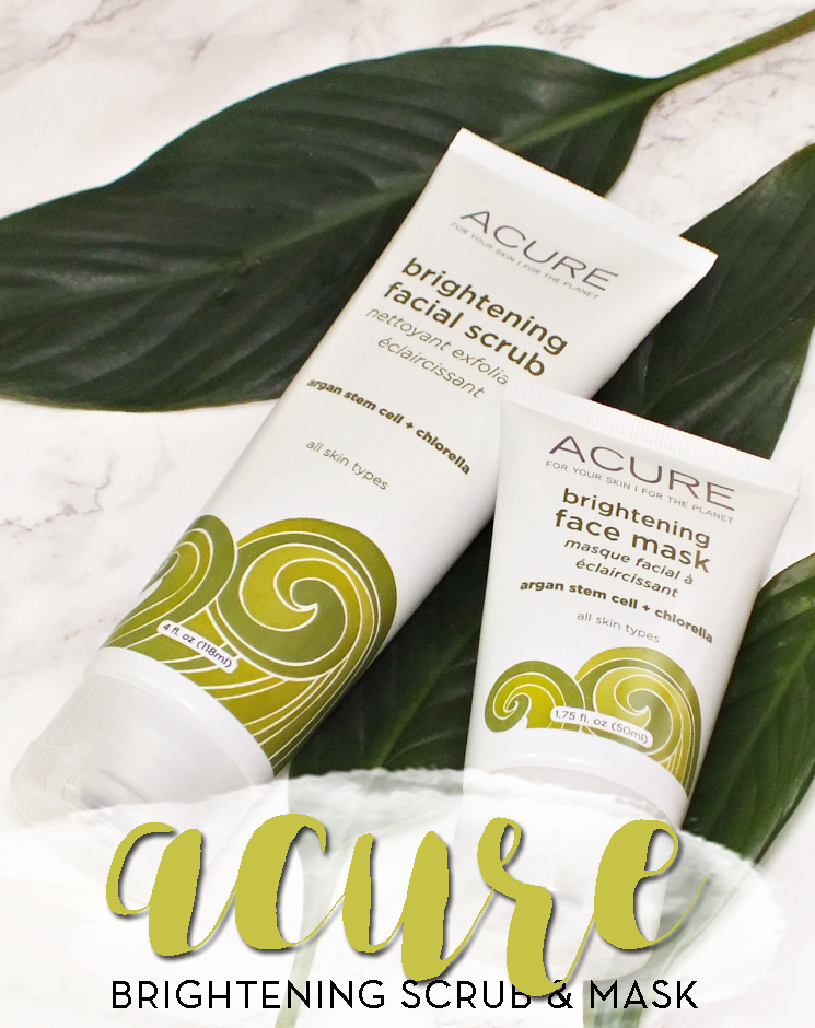 acure brightening facial scrub and mask (5)