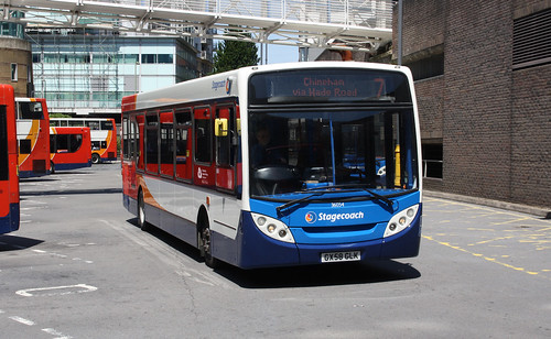 Stagecoach South 36054 GX58GLK