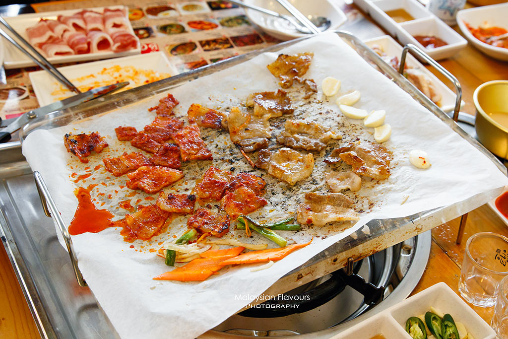 Hwa Ga Korean BBQ Buffet