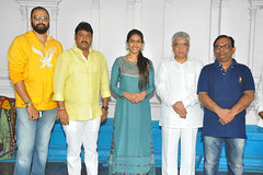 Niharika Konidela New Movie Opening Stills