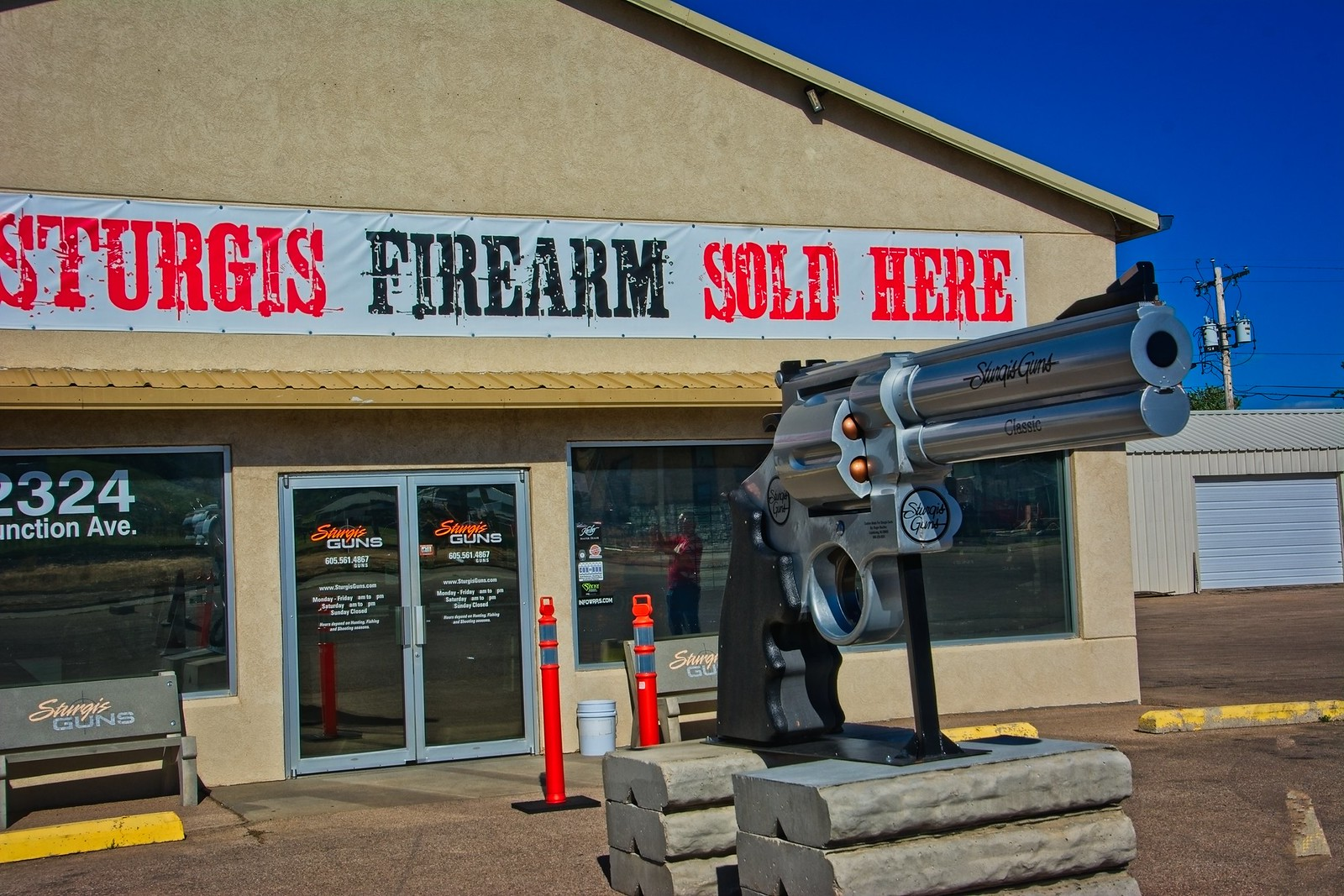 STURGIS GUNS | by akahawkeyefan