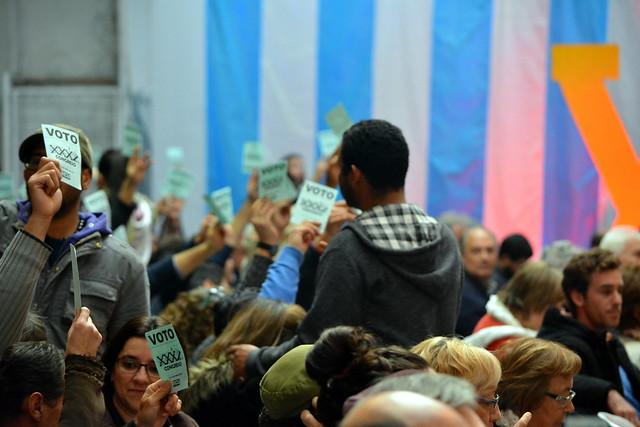 XXXI Congreso del PCU - Domingo 4