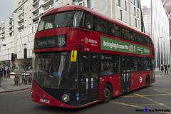 Wrightbus NRM NBFL - LTZ 1226 - LT226 - Clapton Pond 38 - Arriva - London 2017 - Steven Gray - IMG_9491
