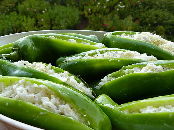 piments salade