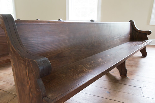 Chapel pew - 2