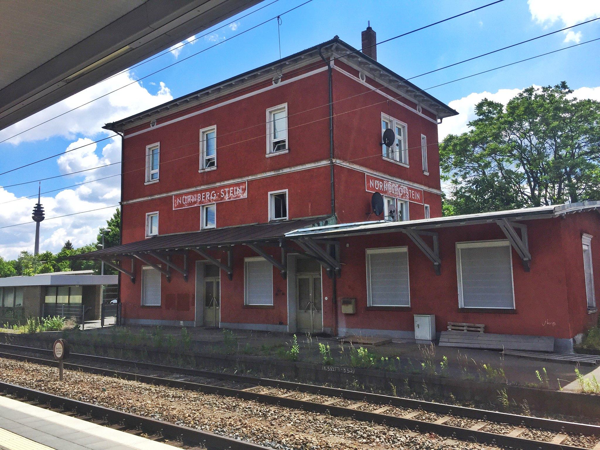 2017-06-16 - Bahnhof Nürnberg-Stein #nbglove