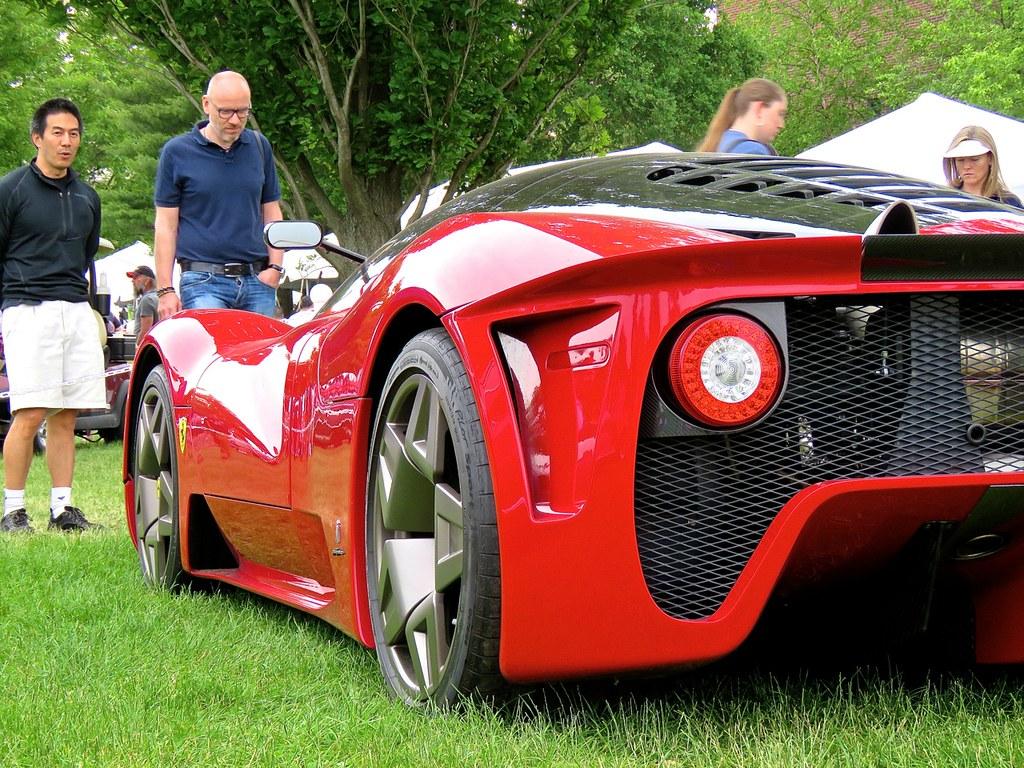 Ferrari P4-5 Greenwich 11