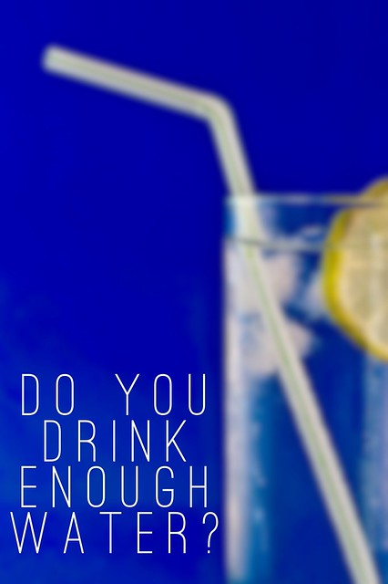 how much water should you be drinking