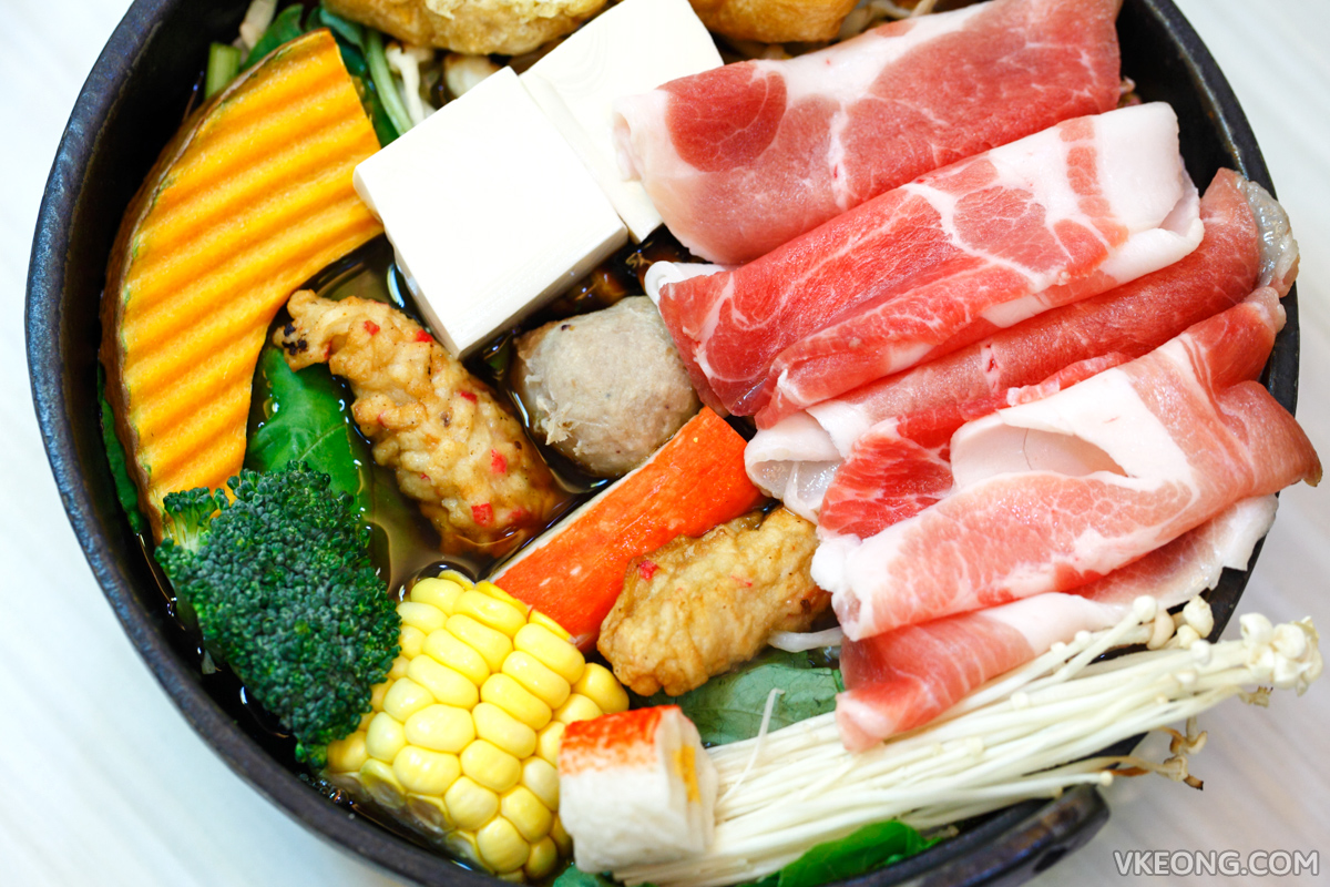 Two Pesos Steamboat Sukiyaki Set