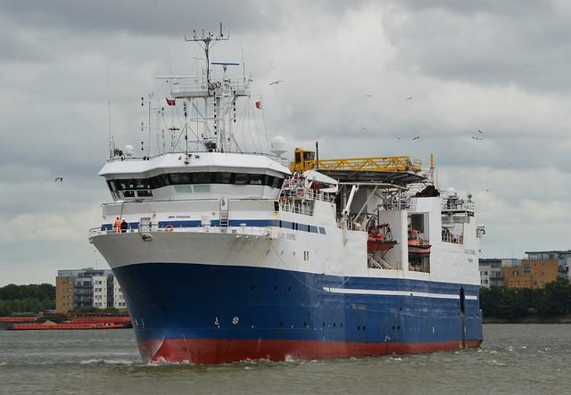 Atlantic Enterprise (7) @ Gallions Reach 05-06-17