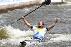 SP Vodní slalom - Praha