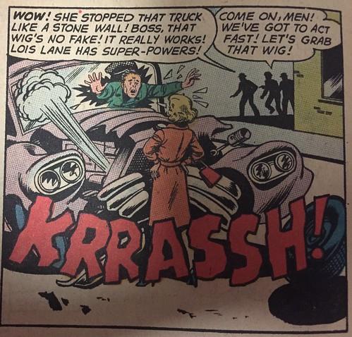 """Superman's Girlfriend Lois Lane"" #103, DC Comics, August 1970"