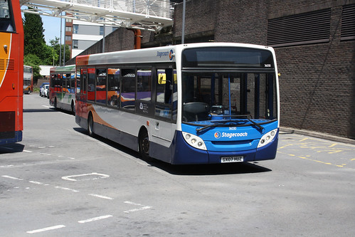 Stagecoach South 36030 GX07HUZ